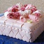 Как сделать мастику для торта
