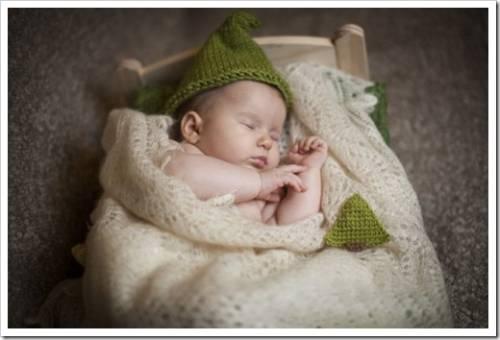 Уникальные методы, которые позволят малышу заснуть мгновенно