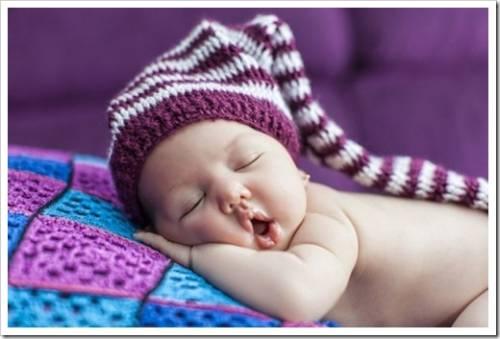 Что может помочь уложить ребёнка спать?