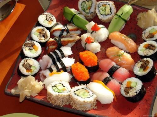 Что такое суши и роллы
