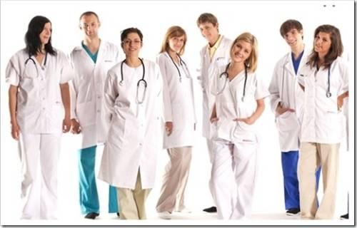 Уход за специальной медицинской одеждой