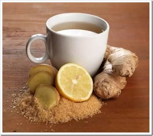 Чай – оптимальный способ приёма имбиря