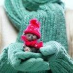 Как утеплить перчатки