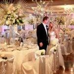 Как украсить банкетный зал на свадьбу