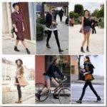 С чем носить ботинки челси женские?
