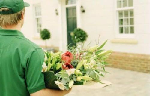 доставка цветов в другой город