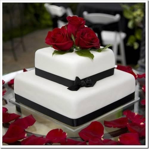 Свадебный торт - важный атрибут торжества
