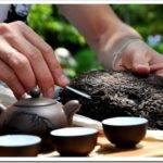 Как заваривать чай пуэр?