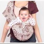Детский слинг-карман — прям как кенгуру!