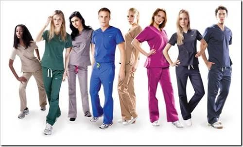 Медицинская одежда для хирургов