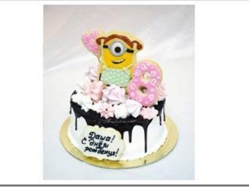 Необыкновенные торты на заказ в Москве от Cake-Store.ru