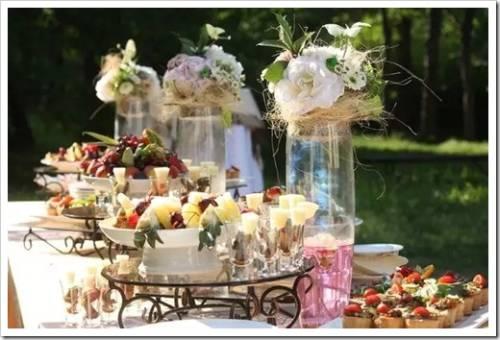 Лучшее место для проведения свадьбы на природе
