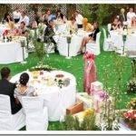 Как организовать свадьбу на природе?