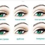 Татуаж глаз в виде стрелок: преимущества и особенности коррекции