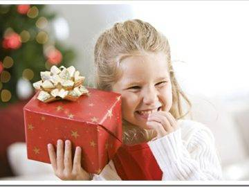 Как спрятать от детей новогодние подарки