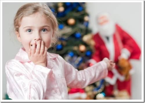 Спрятать от детей новогодние подарки