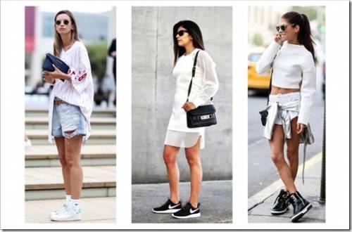 Казуальные комплекты одежды