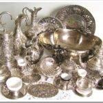 Какой пробы столовое серебро?
