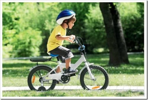 Обеспечиваем защиту велосипеда