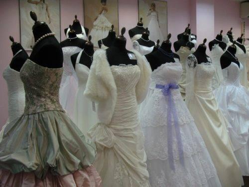 Прокат свадебных платьев как открыть