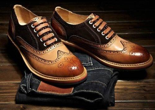 модные туфли для мужчин
