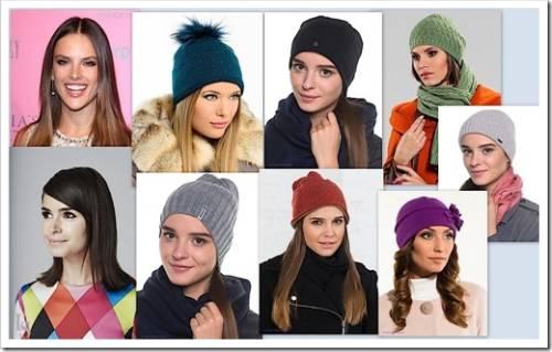 Как определиться с цветом и формой шапки