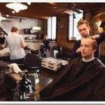 Как называется мужской парикмахер?