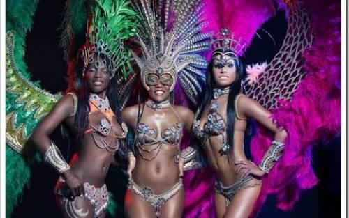 Популярные бразильские танцы