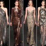 Какие вечерние платья в моде 2017