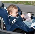 До какого возраста используется детское автокресло?