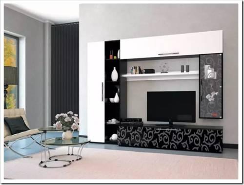 Модульные гостиные: новый тренд