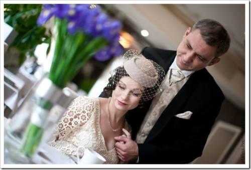 Шляпка невесты