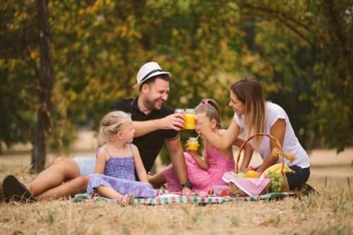 На семейный пикник с Благояром