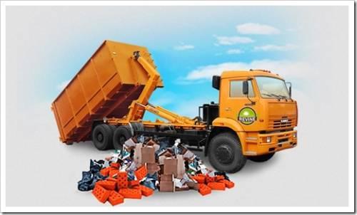 Как рассчитать вывоз мусора