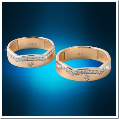 Обручальные кольца: удачный выбор