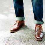С чем носить мужские оксфорды