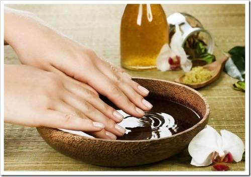Рецепт ванночки для ногтей