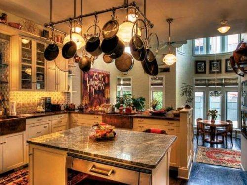 Как выбрать стиль кухни