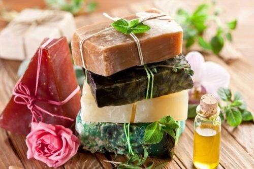 Как сделать натуральное мыло