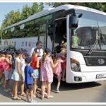 Как правильно перевозить детей?