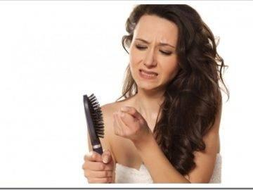 Главные причины выпадения волос