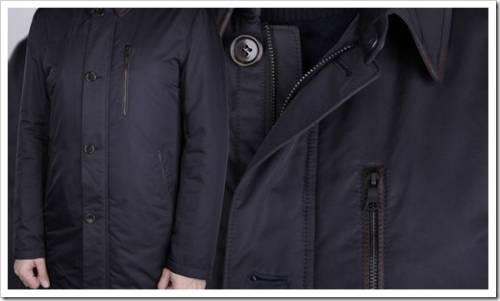 Мужские куртки больших размеров