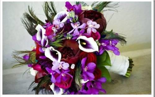 Стоимость орхидей в букете