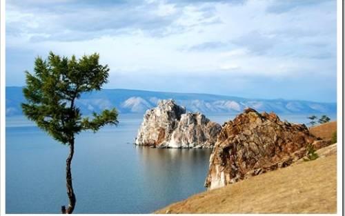 Байкал, отдых на Ольхоне