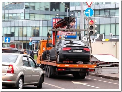 Качественное закрепление автомобиля