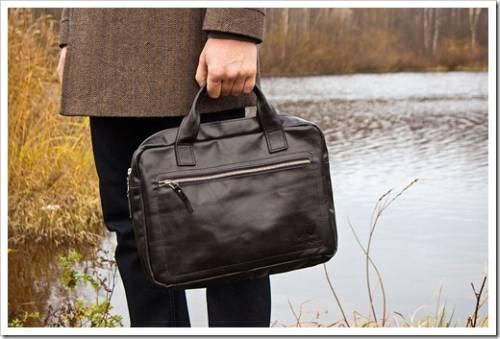 Популярные виды мужских сумок