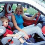 Как установить детское автокресло в машину