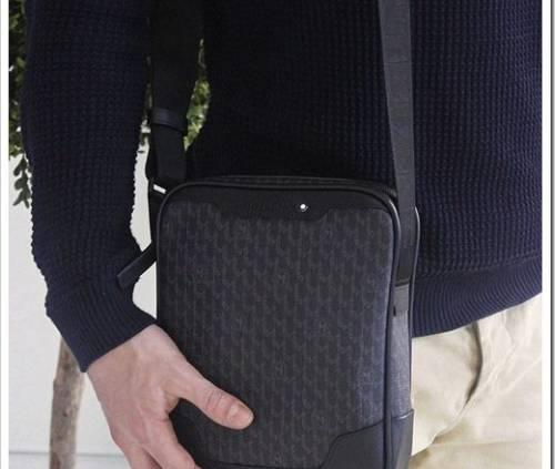 Рекомендации, касающиеся ношения мужской сумки