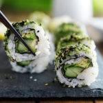 Как сделать вегетарианские роллы