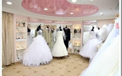 Этапы открытия свадебного салона